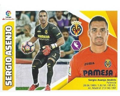 Liga Este 2017/2018 Villarreal C.F. Nº 1