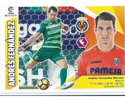 Liga Este 2017/2018 Villarreal C.F. Nº 2