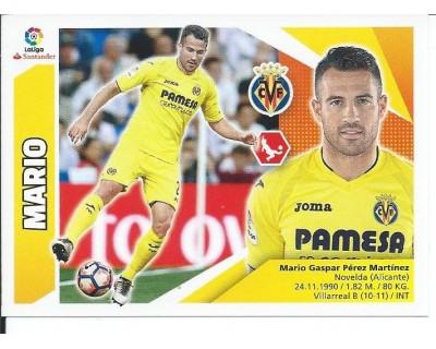 Liga Este 2017/2018 Villarreal C.F. Nº 3
