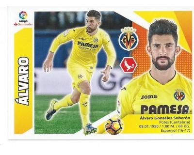Liga Este 2017/2018 Villarreal C.F. Nº 4