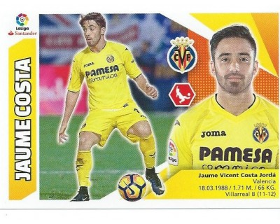 Liga Este 2017/2018 Villarreal C.F. Nº 7