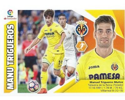 Liga Este 2017/2018 Villarreal C.F. Nº 9
