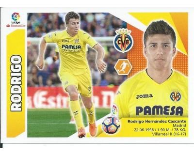 Liga Este 2017/2018 Villarreal C.F. Nº 10