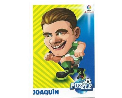 Liga Este 2017/2018 La Liga Puzzle Nº 4