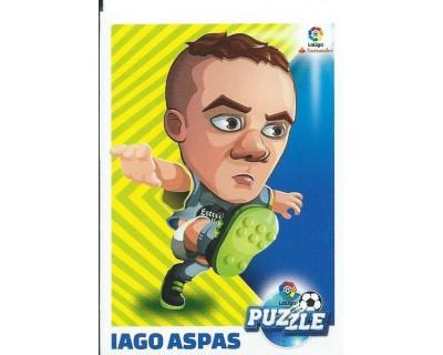 Liga Este 2017/2018 La Liga Puzzle Nº 5