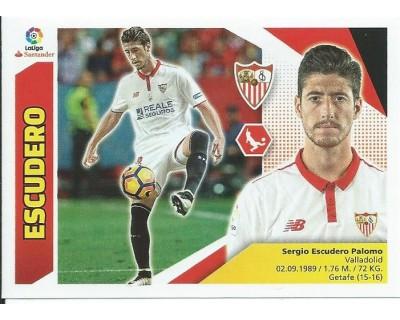 Liga Este 2017/2018 ESCUDERO Sevilla C.F. Nº 7 SEGUNDA EDICION