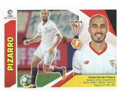 Liga Este 2017/2018 PIZARRO Sevilla C.F. Nº 10 SEGUNDA EDICION