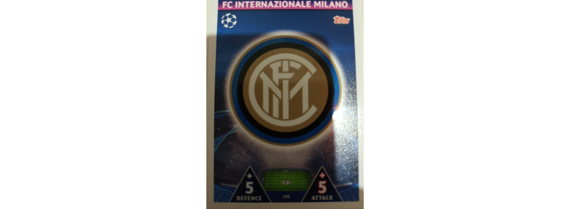 F.C. INTER DE MILAN