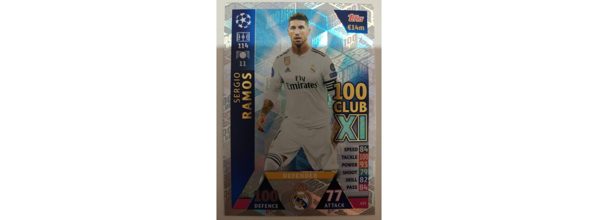 100 CLUB XI