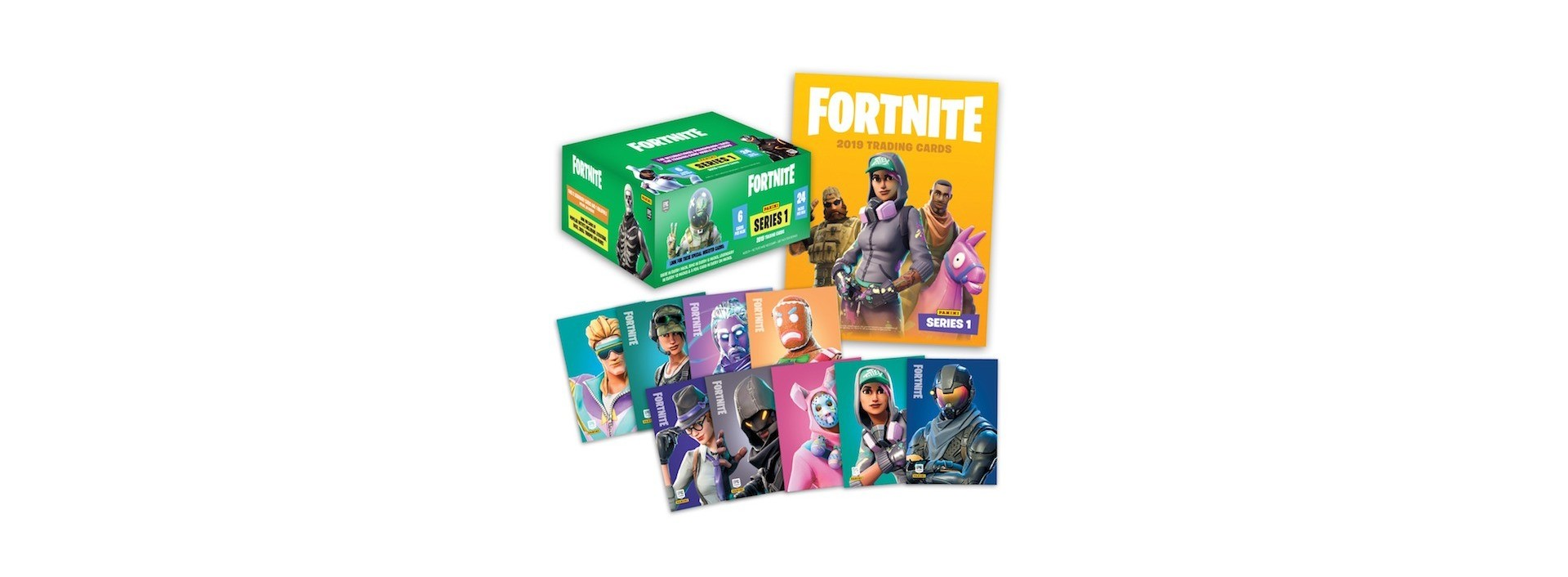 FORTNITE SERIES 1