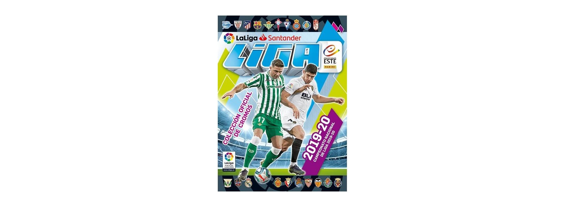 Panini Liga Este 2019/2020 en Mascromos.com Tu web de cromos y Funko Pop online