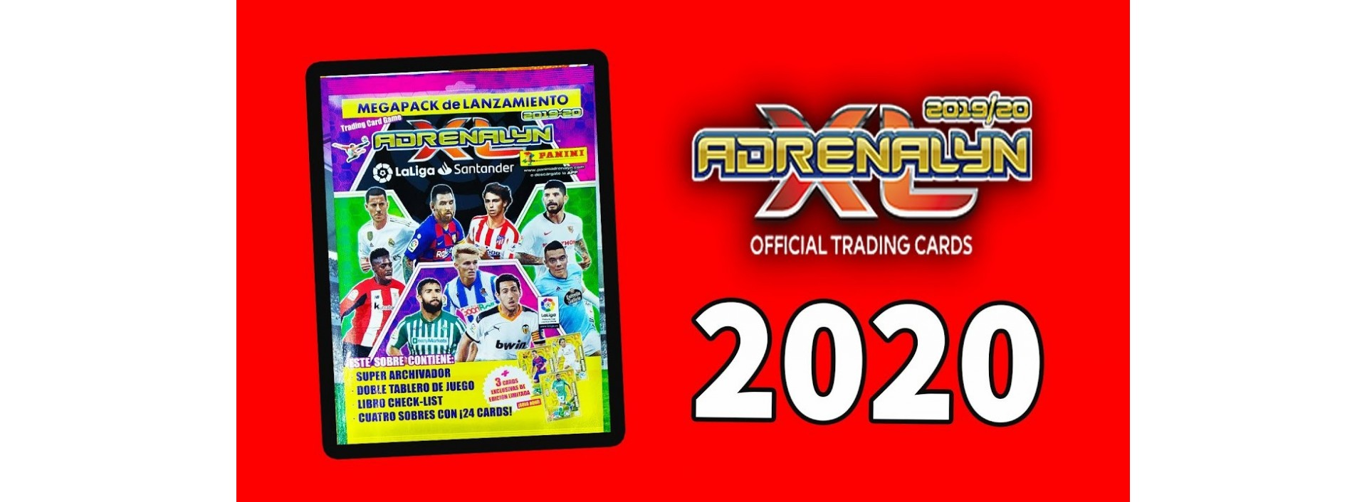 ADRENALYN XL 2019-20