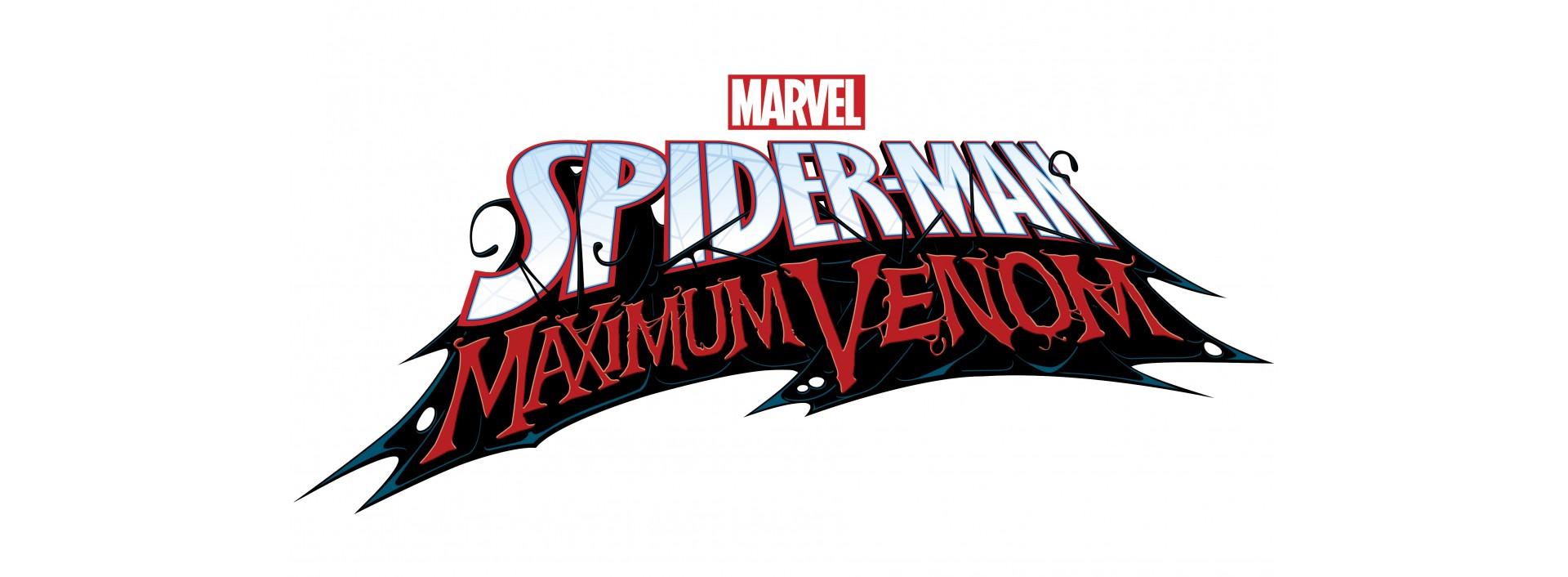 SPIDER-MAN MAXIMUM VENOM