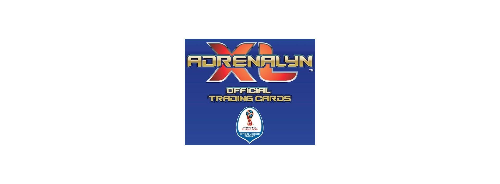 ADRENALYN XL EUROCOPAS Y MUNDIALES